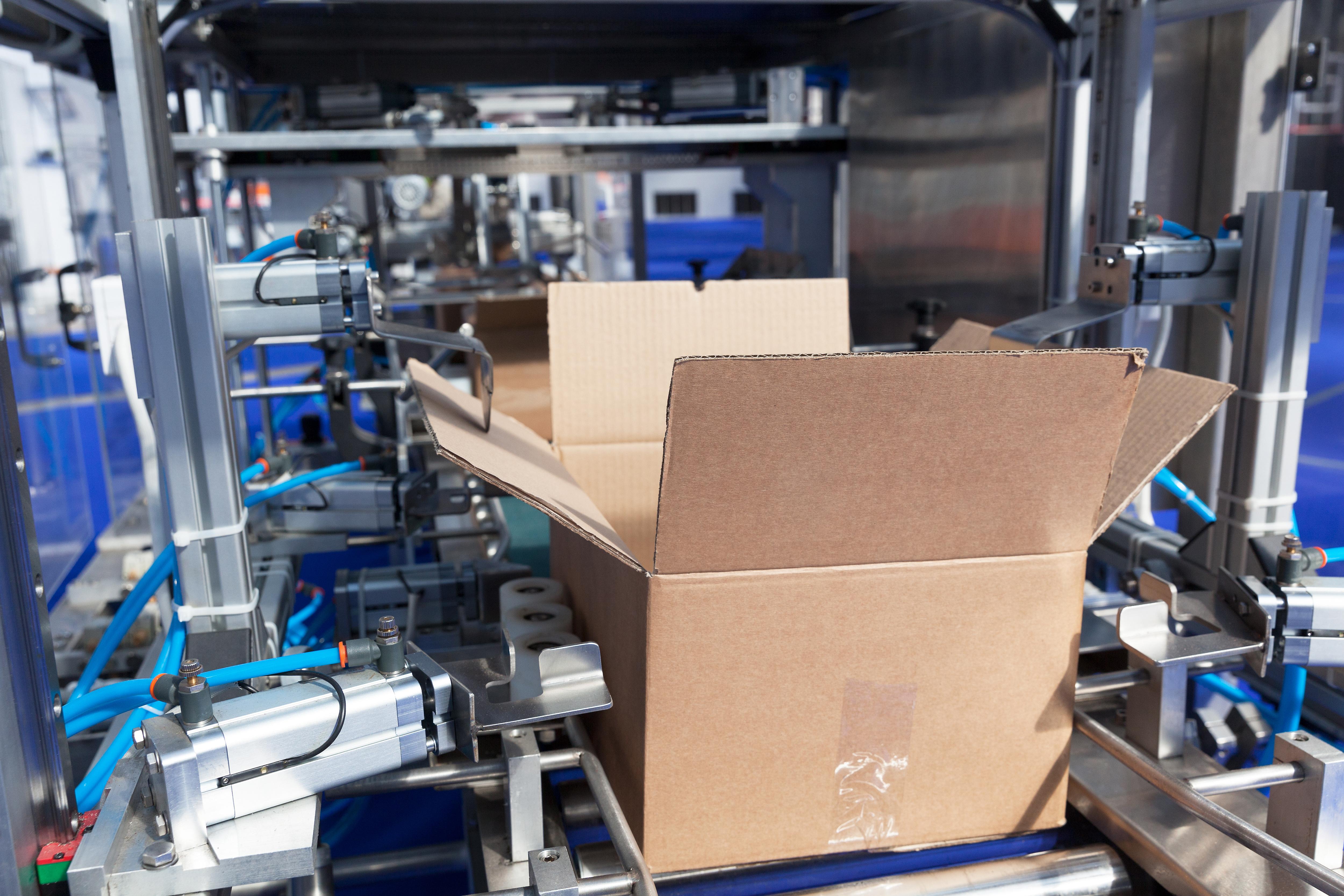 Alphabelt Zahnriemen Verpackungsindustrie